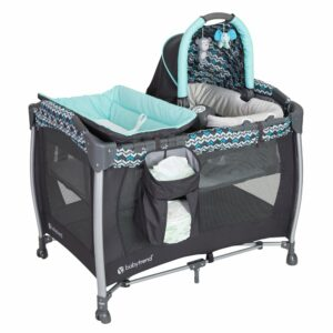 Baby Trend Resort Elite Nursery Center - Laguna