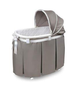 Badger Basket Rocking Baby Bassinet
