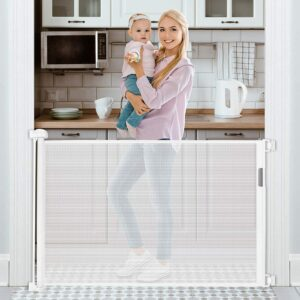 Betertek Mesh Retractable Baby Gate