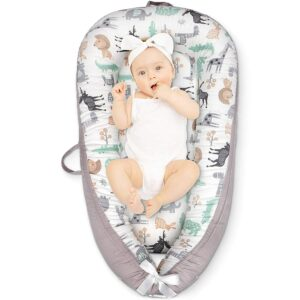 Cosy Nation Baby Lounger