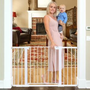 Cumbor Easy Walk Thru Baby Gate Mounting Kit