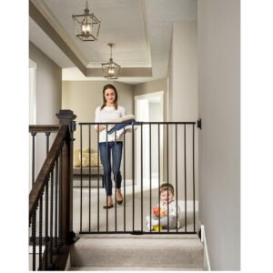 Regalo 2-in-1 Extra Tall Easy Swing Baby Gate