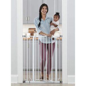 Regalo Easy Step Extra Tall Walk-Thru Baby Gate