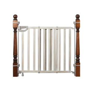 Summer Wood Banister and Stair Safety Baby Gate