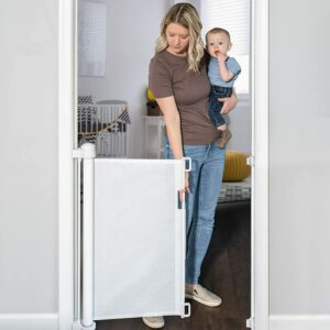YOOFOR Retractable Baby Gates Best Extra Tall Baby Gates