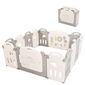 Fortella Cloud Castle Foldable Playpen